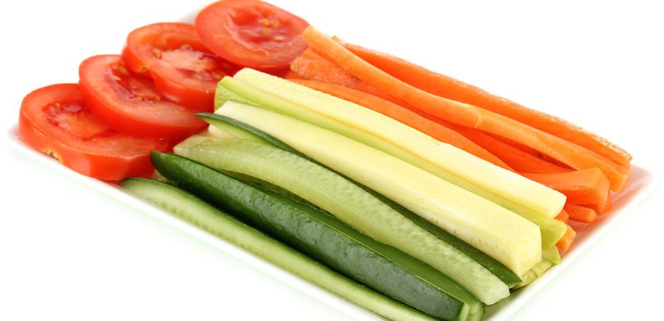 Cold Vegetable Platter