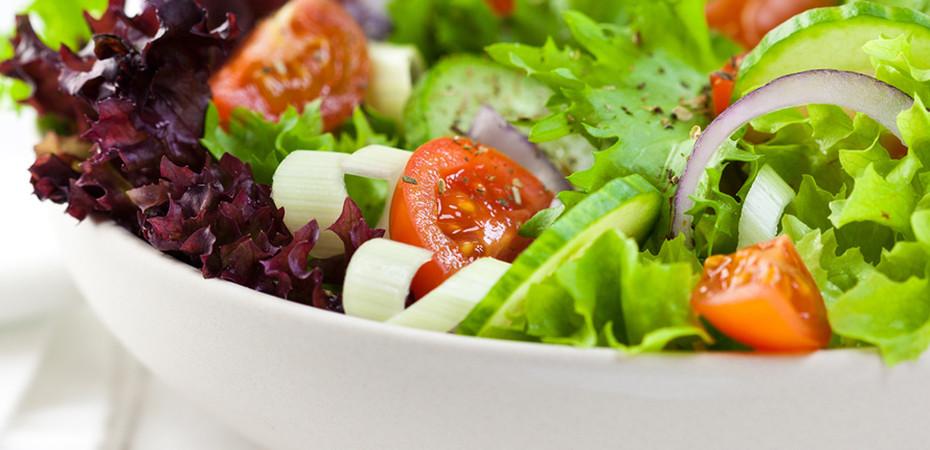 Large Dinner Salad